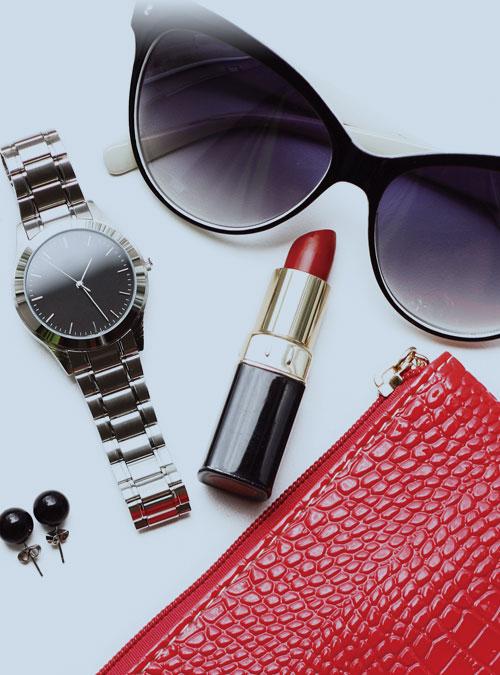 Fashion, Cosmetics, Jewelry